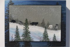 """""""The Wolves of Yellowstone Winter"""""""